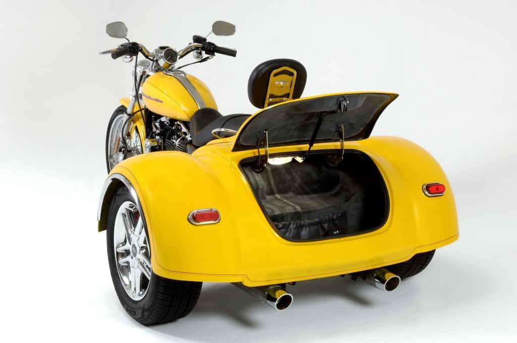 California Sidecar Legend Trike Kit