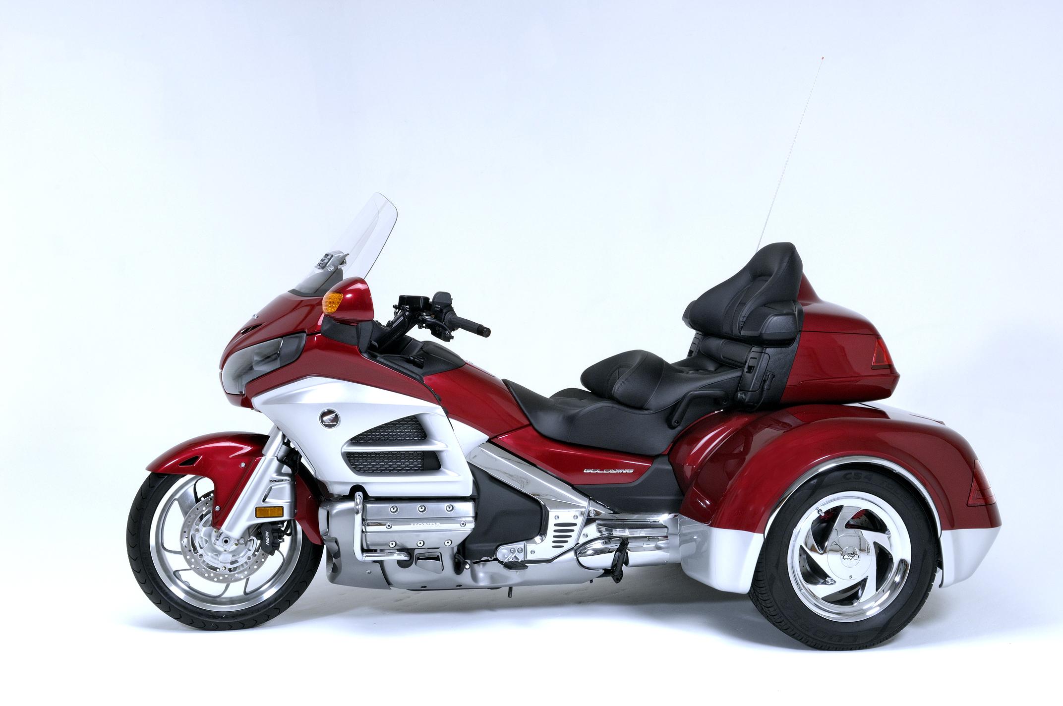 California Sidecar Viper Accessories